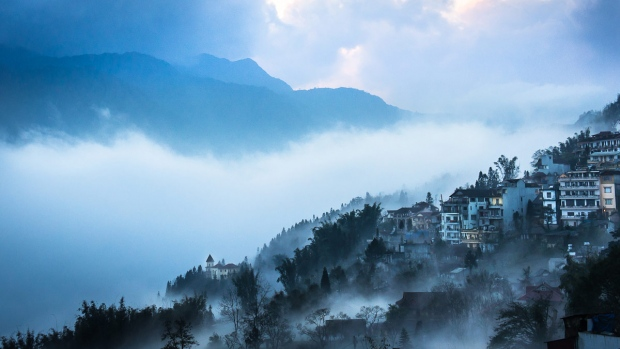 SAPA 3 DAYS 2 NIGHTS BY BUS - HOTEL + HOMESTAY